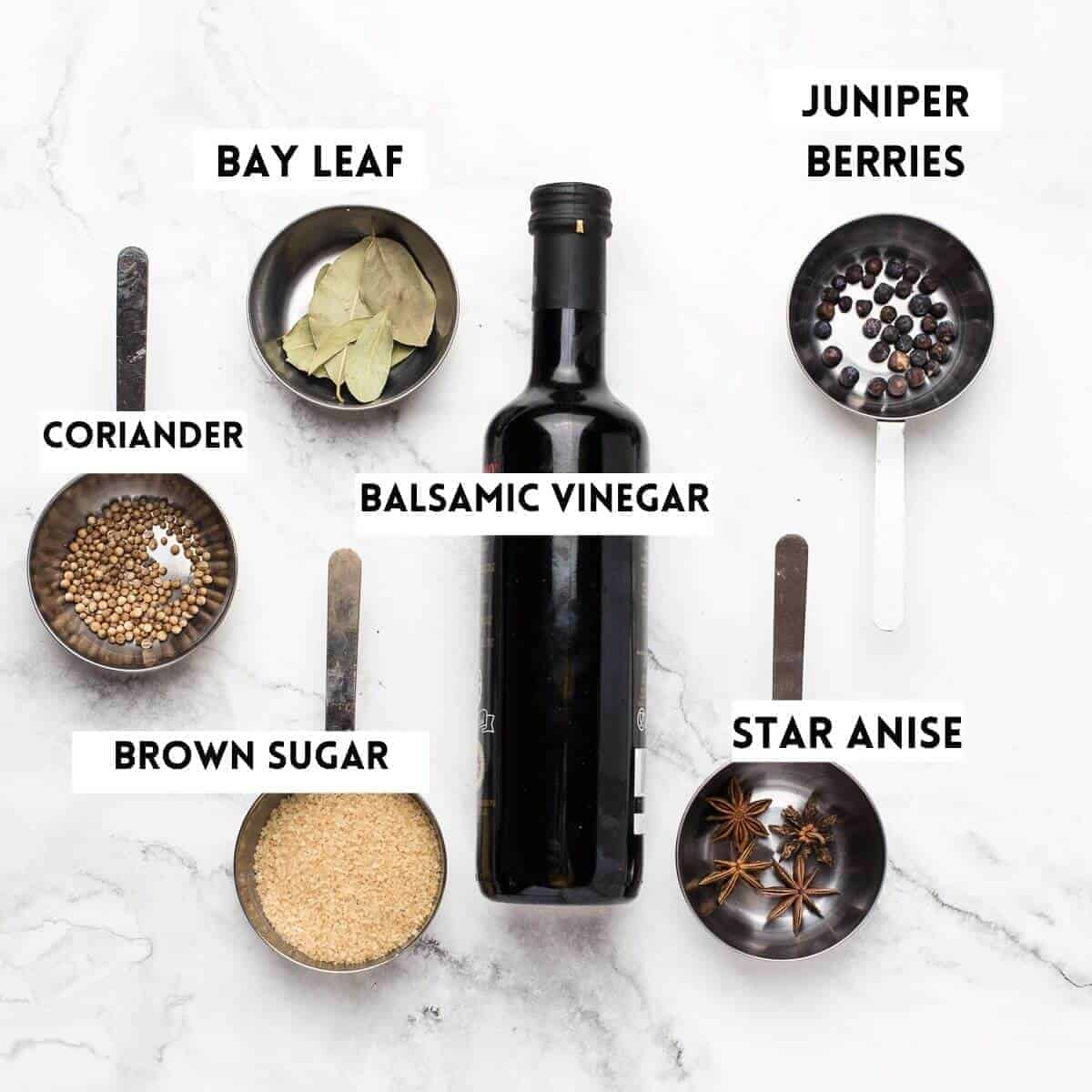Balsamic Glaze Recipe How To Make The Ultimate Balsamic Reduction