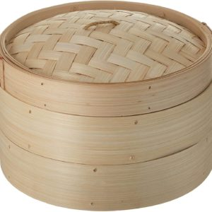 bamboo steamer basket