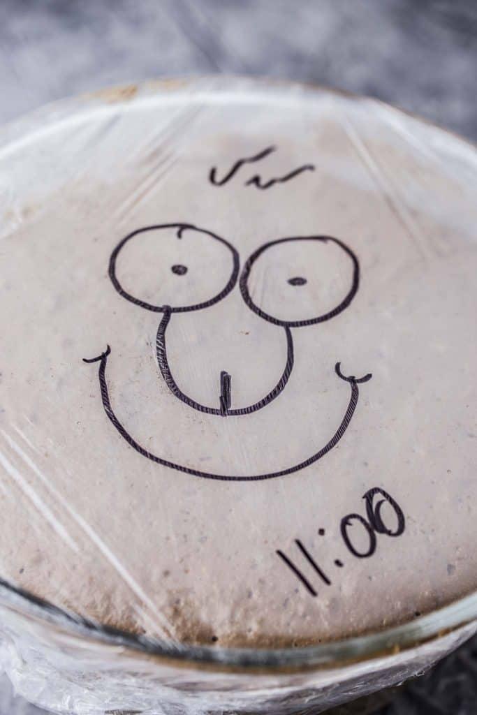 borodinksy dough