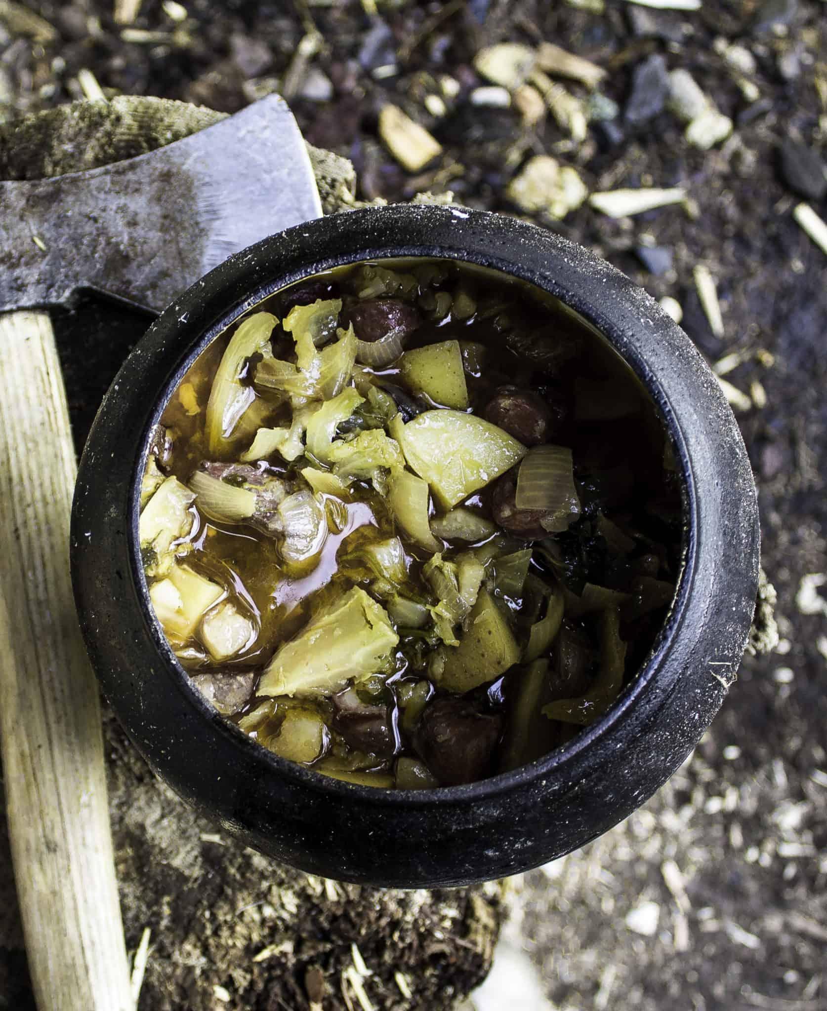 Medieval Crock Pot Stew Pantsdownapronson