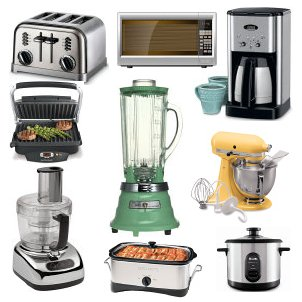 electrical kitchen appliances