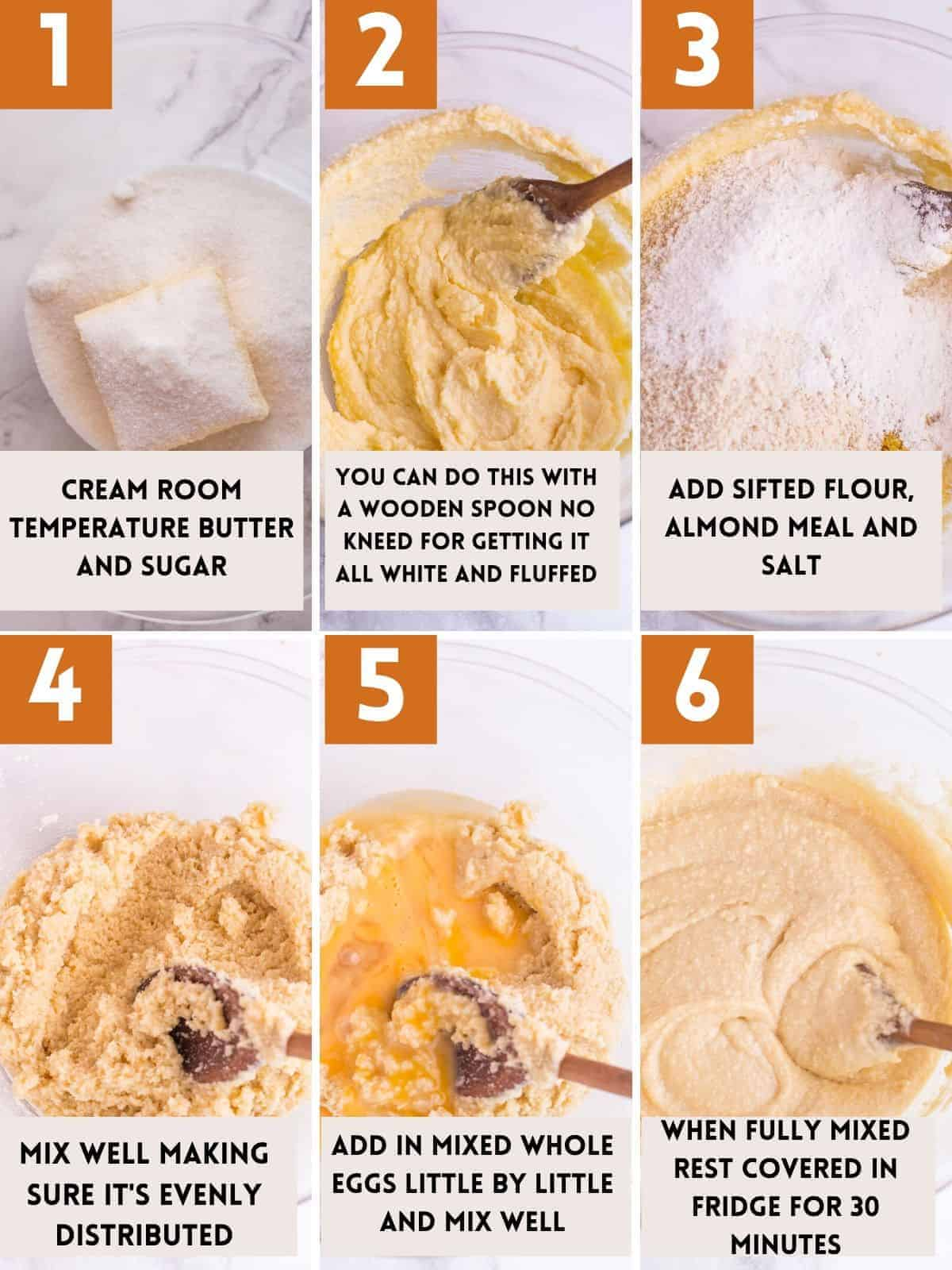 how to make frangipane