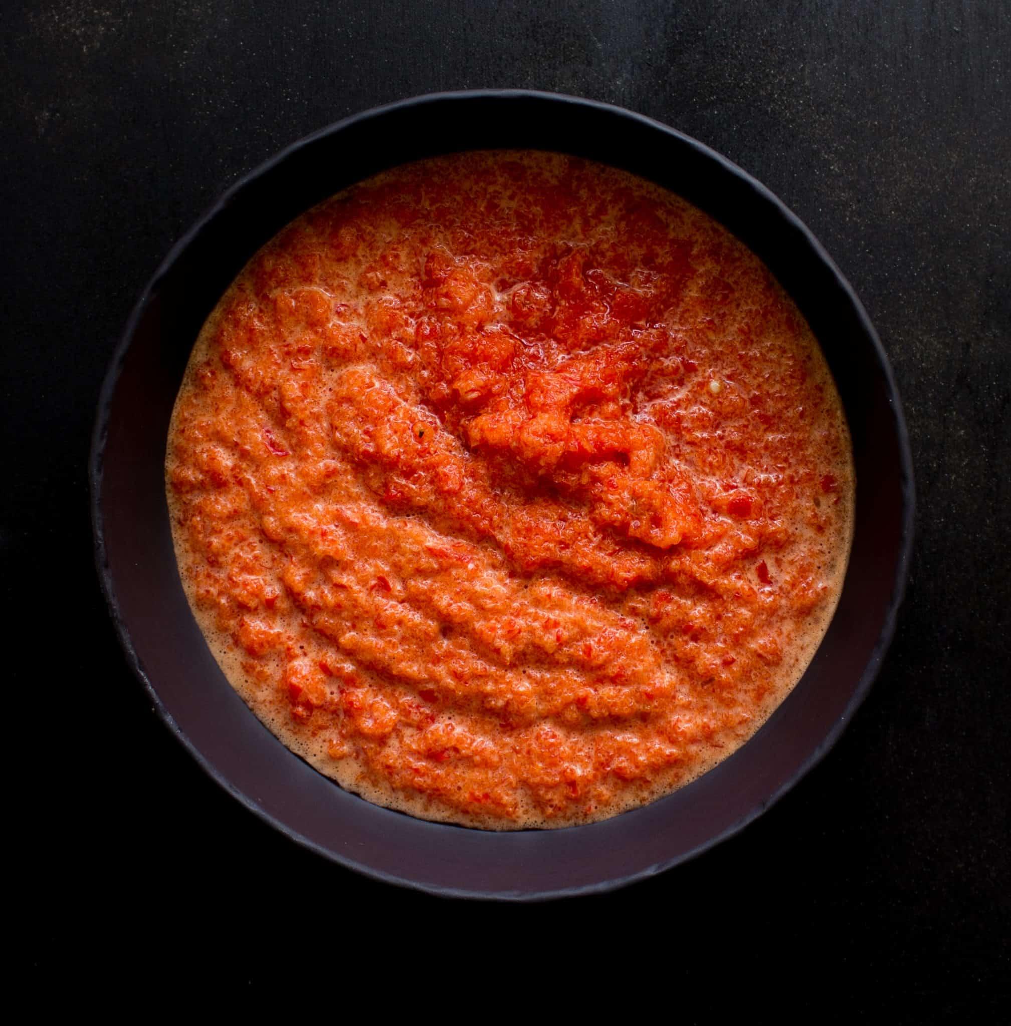 hot chilli sauce recipe