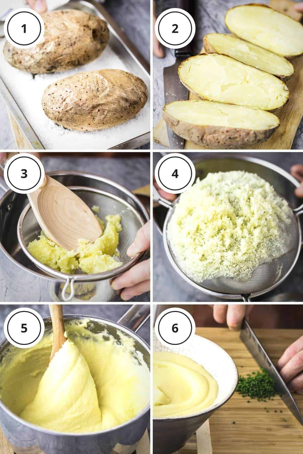 how to cook mashed potatoes