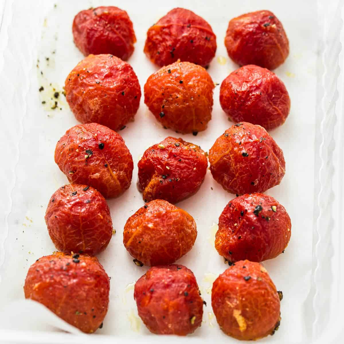 cured cherry tomatoes