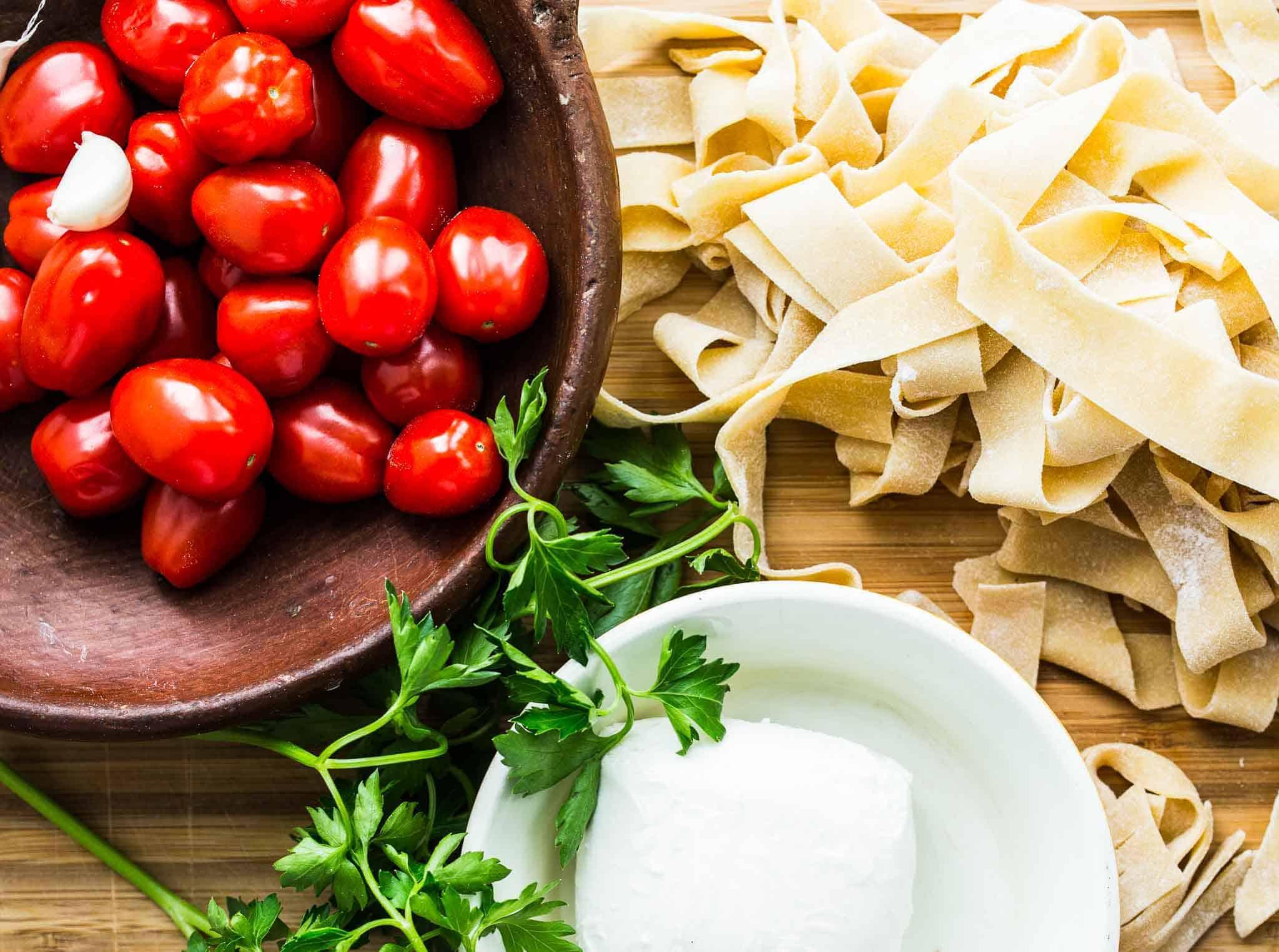 simple pasta recipe