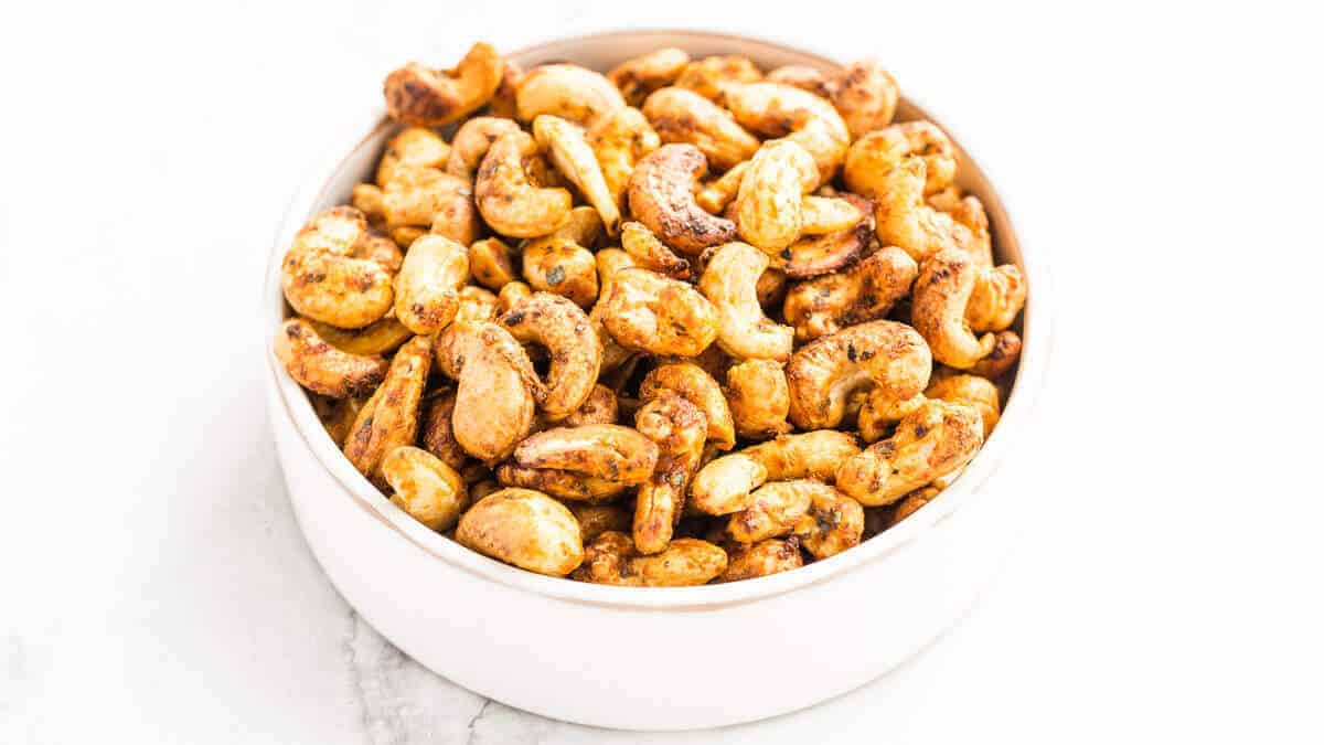 Thai spiced nuts